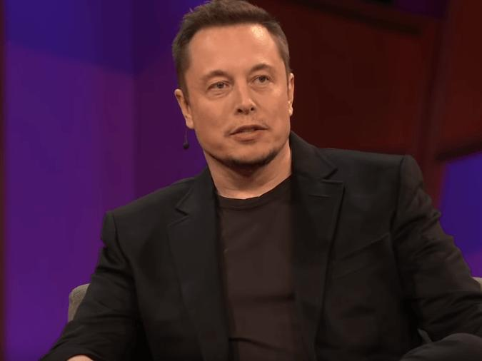 Elon Musk Explains Why He Bought Dogecoin For His Son ...