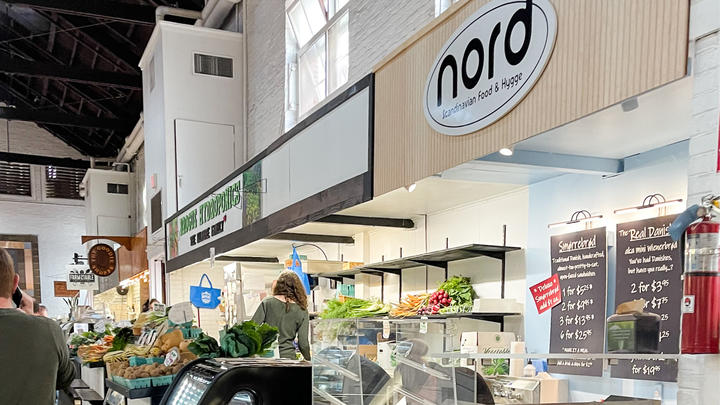 Cover for Lancaster Central Market is Home to the City's First Scandinavian Food Spot