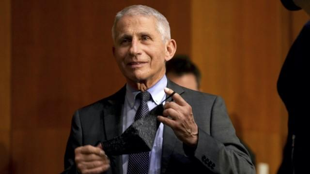 Picture for Dr. Anthony Fauci to be honored by Indiana University