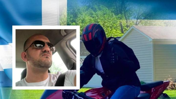Cover for Motorcyclist, 39, Killed In South Jersey Crash