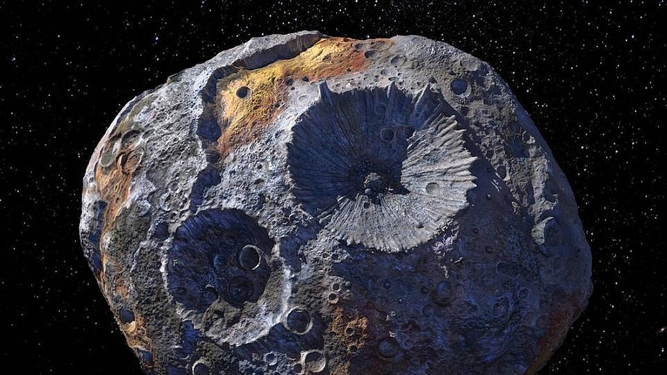 Picture for Asteroid that was once thought to be worth $10,000 quadrillion and make everyone a BILLIONAIRE could actually be just a pile of rubble, new study suggests