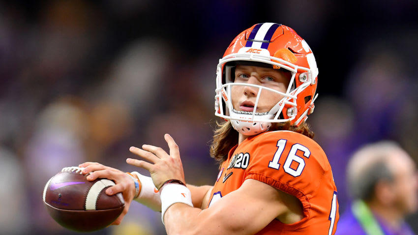 New England Patriots: Trevor Lawrence headed to New ...