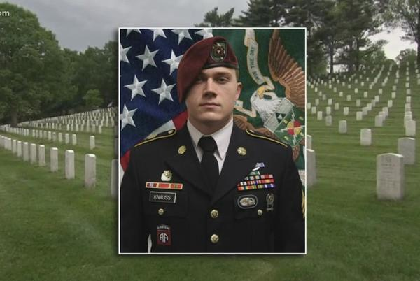 Picture for Final resting place: Ryan Knauss will rest in nation's most hallowed cemetery