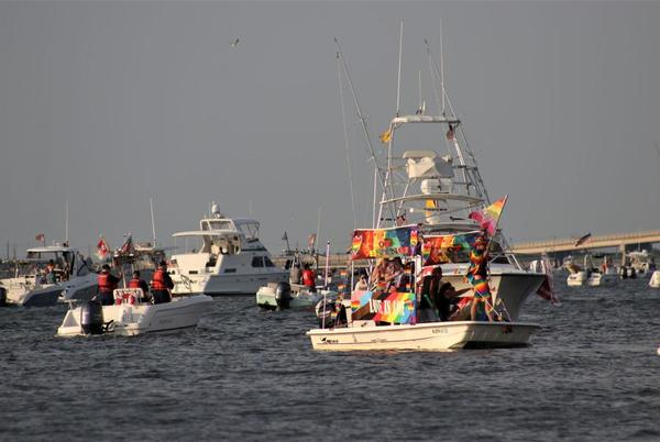 Picture for The more South Jersey boat parades the merrier