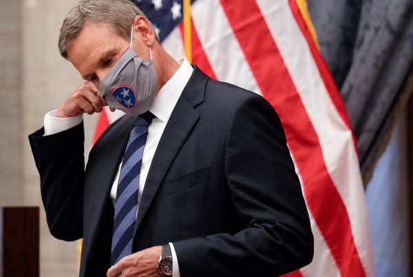 Picture for Gov. Lee speaks on possible special session to ban mask, vaccine mandates