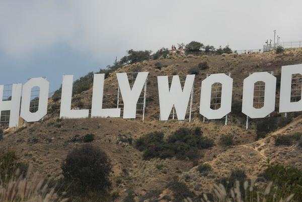 Picture for United States of America. The strike was supposed to interrupt film production. This is the end of Hollywood.