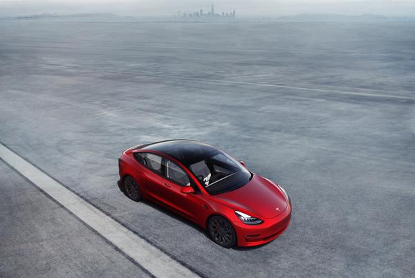 Picture for Why Tesla Stock Bounced Ahead of Earnings