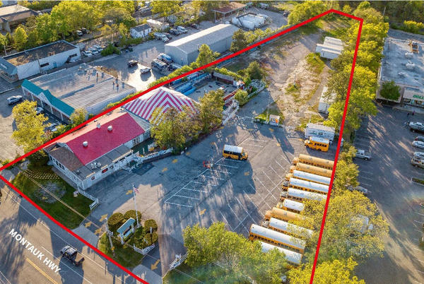 Picture for Legendary Hampton Bays bar up for sale