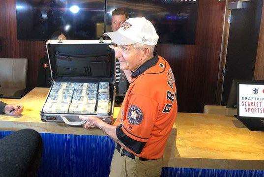 Picture for Mattress Mack to receive $35.6M payout if Astros win World Series
