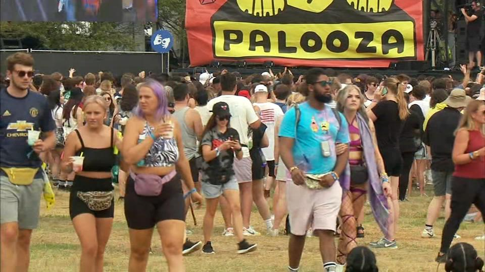 Picture for Lollapalooza gates open in Grant Park with vaccine policy, testing requirements in place
