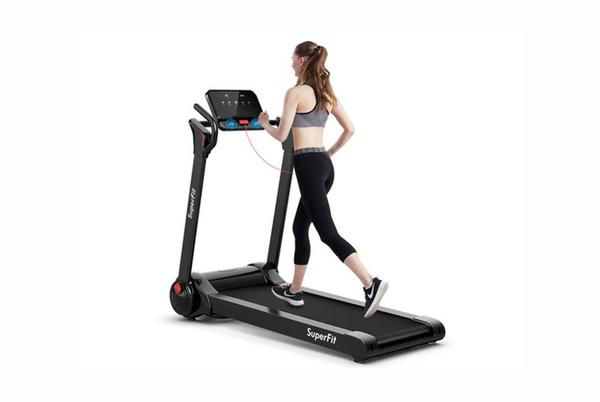Picture for Save over $700 on the SuperFit convenient foldable treadmill