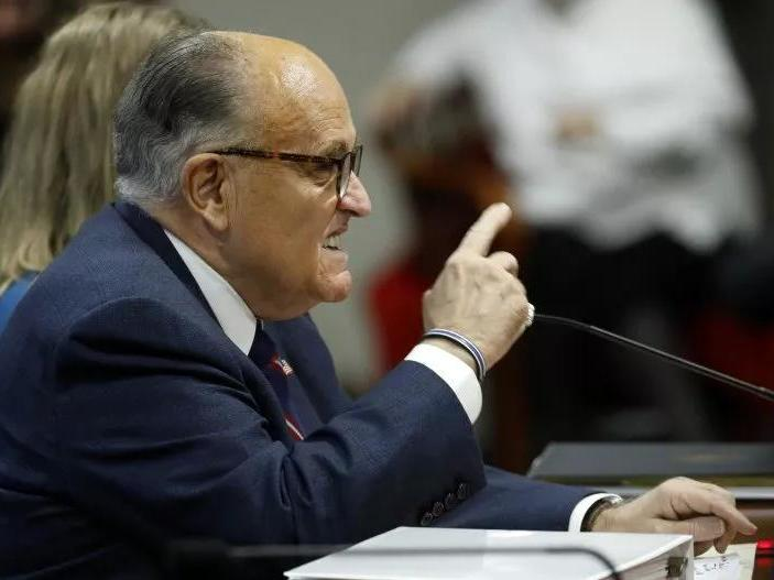 Rudy Giuliani Slams 'Hate-Filled' Dominion Lawsuit, Says It Seeks to 'Censor' Legal Defenses | News Break