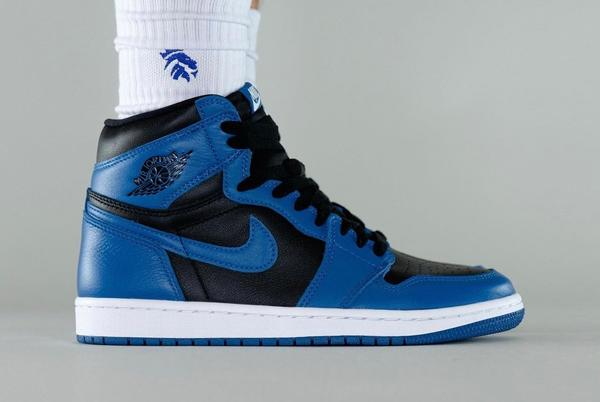 """Picture for Take an On-Foot Look at the Air Jordan 1 High OG """"Dark Marina Blue"""""""
