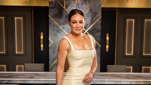 Picture for Michelle Bridges reveals the scene that DIDN'T make the final cut on Celebrity Apprentice - and admits she feels 'sad' over her portrayal on the show