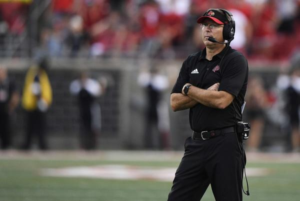 Picture for Louisville vs. Boston College College Football Odds, Plays and Insights