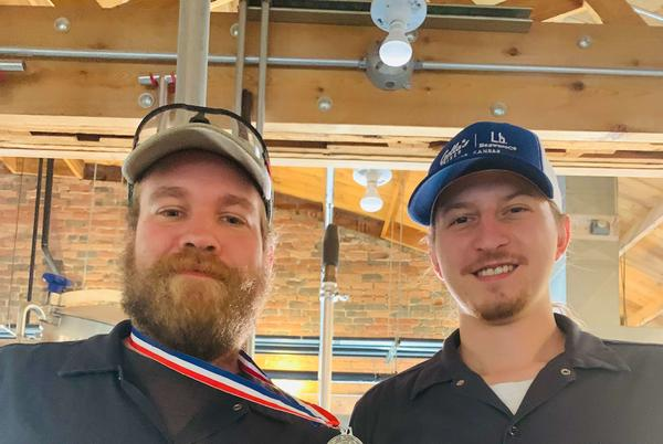 Picture for Gella's Diner & Lb. Brewing Co. wins silver at Great American Beer Festival