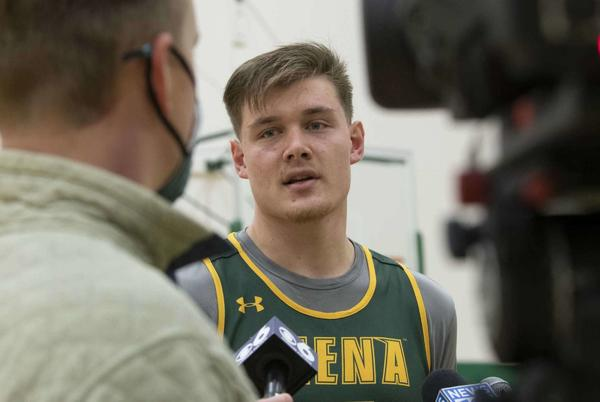 Picture for Siena men's basketball returns to Times Union Center against Saint Rose