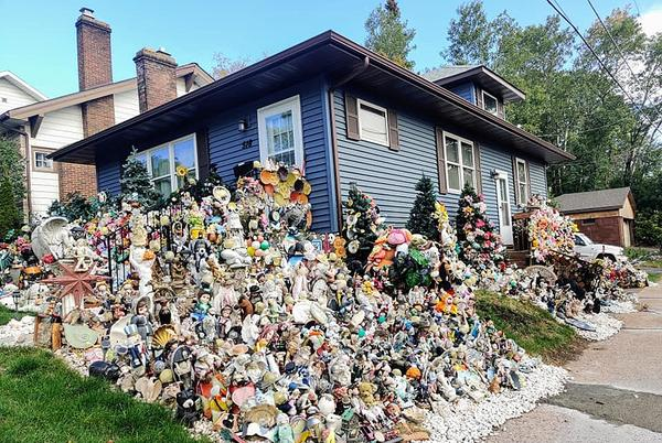 Picture for Quirky Minnesota House Alert: Is It Wonder Or Just An Eyesore?