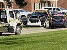 Picture for Two in custody, following multi-county police pursuit