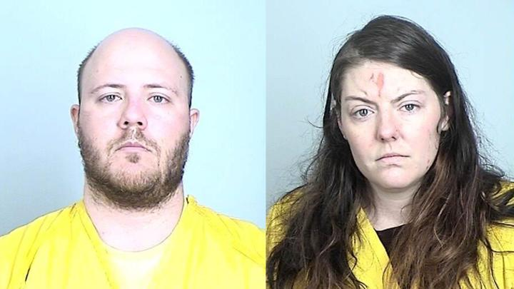 Cover for Elk River Father, Stepmother Sentenced To 40 Years For Death Of 8-Year-Old Girl
