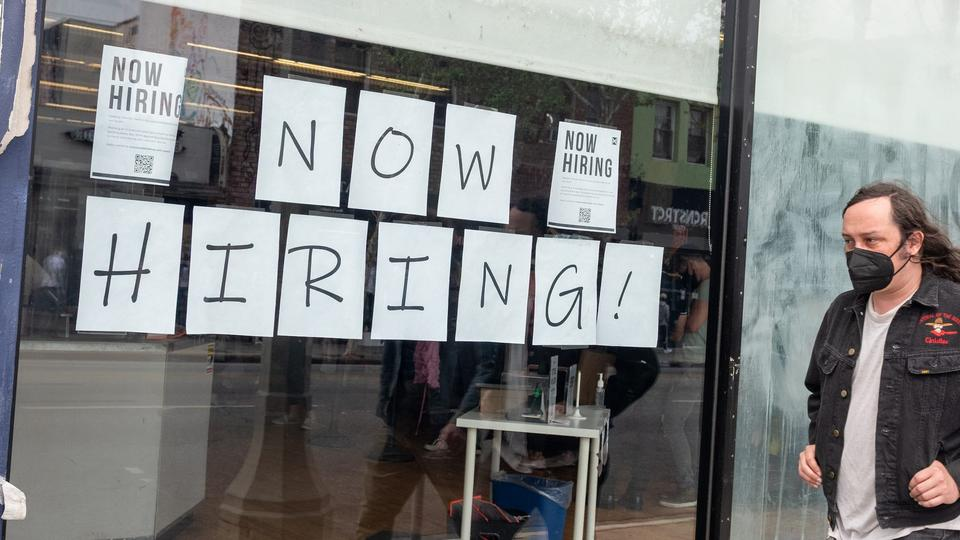 Picture for Unemployed job seekers just don't like the jobs available, survey says. There are just too many jobs that don't pay enough.