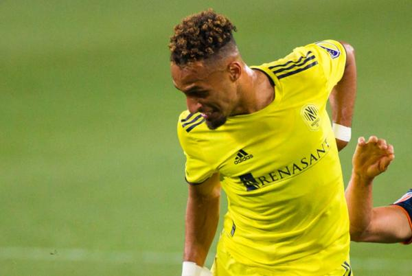 Picture for Nashville's Mukhtar sets new MLS record with quick-fire hat-trick against Chicago Fire