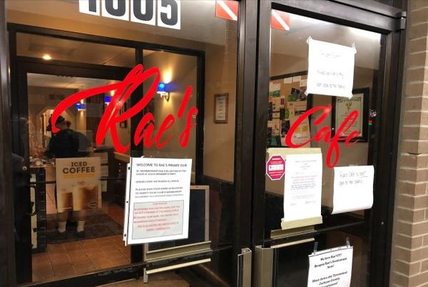 Picture for Attorneys representing Rae's Cafe file counter claim