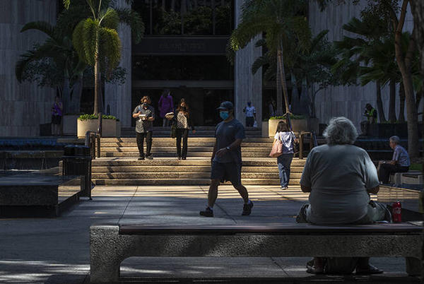 Picture for Hawaii records 11 new coronavirus-related deaths, 493 additional infections
