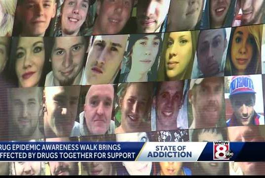Picture for Mother who lost daughter to fatal overdose organizes Maine Drug Epidemic Awareness Walk