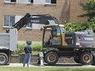 Picture for Ferris State Central Campus undergoes demolition work