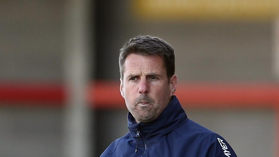 Picture for Jimmy Ball delighted with Forest Green's 'world class' performance
