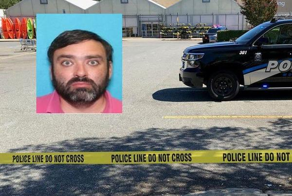 Picture for Man arrested in Georgia after one person shot at Mooresville Walmart