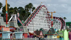 Cover for Power Outage Forces Evacuation of Rides at Santa Cruz Beach Boardwalk