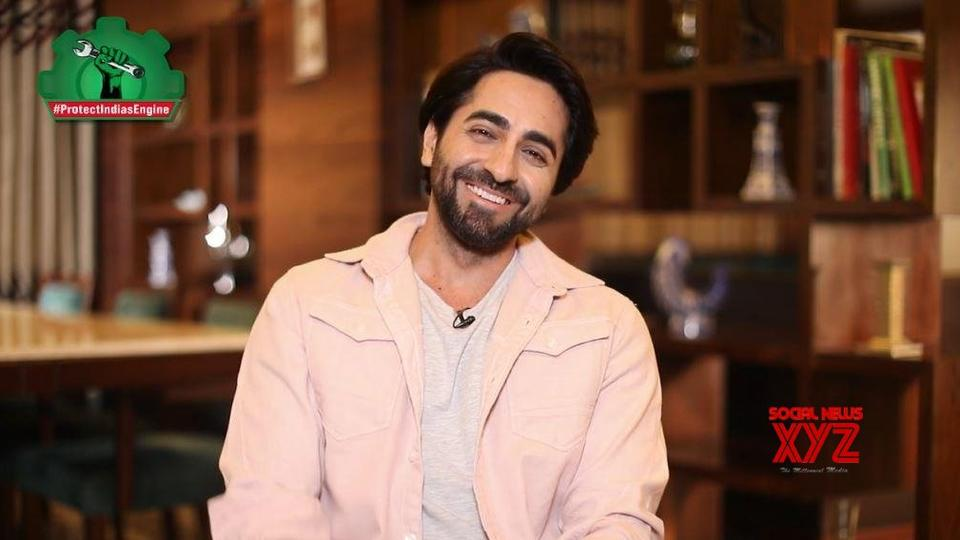 Picture for Ayushmann Khurrana: My equity today is mainly due to my social entertainers