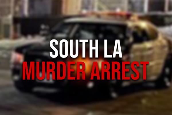 Picture for Woman killed in South L.A.; suspect arrested after barricade
