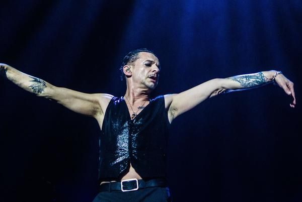 Picture for Dave Gahan of Depeche Mode: 'Regret is a weird word. I don't look back on my life like that'