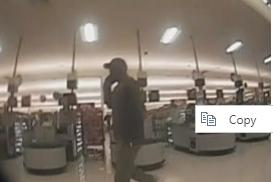 Picture for Bank robbed in Norwich Stop and Shop