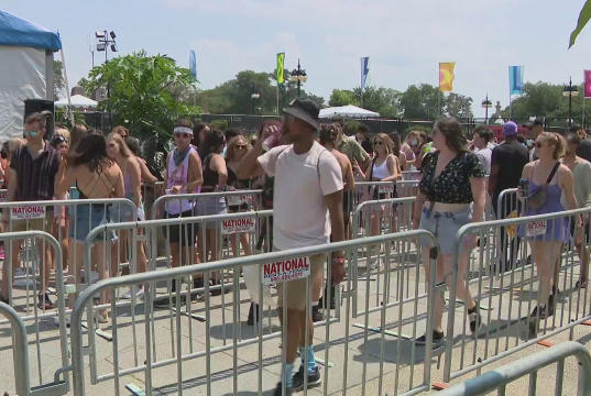 Picture for Lollapalooza kicks off Thursday as state's COVID-19 surge still causing concerns