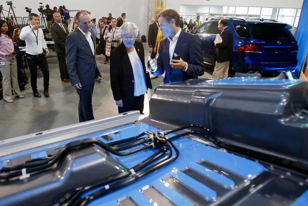 Picture for Electric vehicle battery recycler announces new plant for Tuscaloosa County