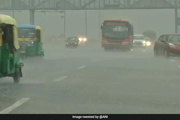 Picture for Delhi receives 383mm of rain this month – highest in September since 1944