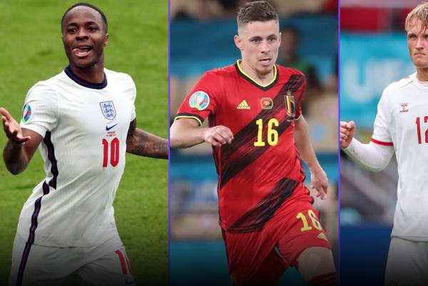 Picture for Who will win Euro 2021? Odds, betting favorites, best bets for tournament quarterfinals