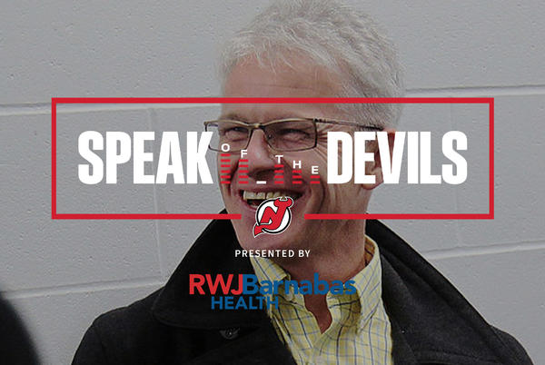 Picture for Campbell Talks Devils' Trajectory, Hamilton and New Platform | PODCAST