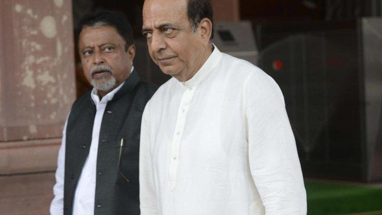 Picture for Dinesh Trivedi quits Trinamool, says feels 'suffocated'