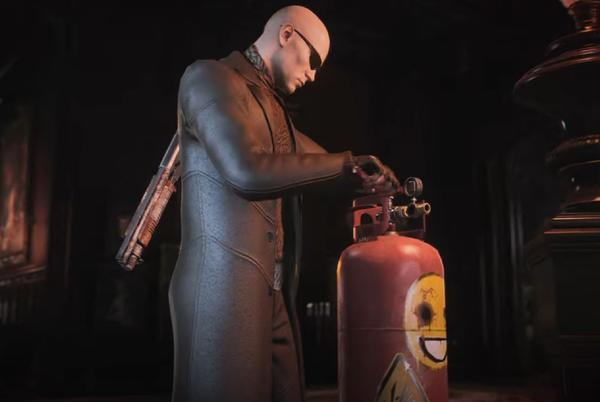 Picture for Hitman 3's Wrath DLC revealed