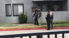 Cover for Suspect in custody following SWAT activity at Santa Maria apartment building