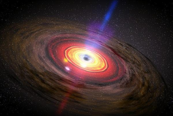 Picture for Surprise discovery suggests that black holes are more complex than thought