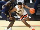 Picture for OSU men's basketball: Beavers put it together late to win third straight
