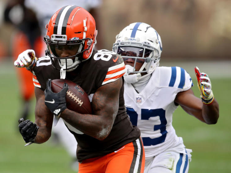 3 Standouts at Cleveland Browns 2019 OTAs