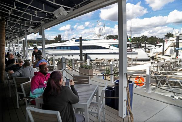 Picture for Weekend vibes: 9 irresistible waterfront brunches in South Florida