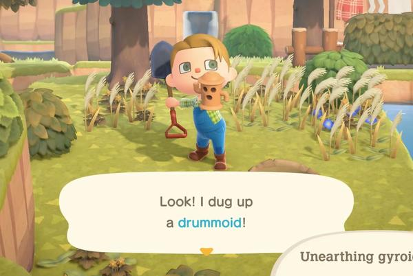 Picture for Gyroids – Animal Crossing: New Horizons guide